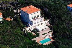 Grand Hotel Villa Parisi,