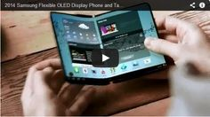 New Samsung Concept Video Revealed:  Samsung has revealed its new phone model of the feature with tremendous flexibility. According to the video below which is a bit funny as well, the new Smartphone will be an all in one package. Mean while the new Samsung Galaxy Note 4 just hit the market.   2014 Samsung Flexible …