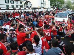 Benfica é tricampeão (Lusa)