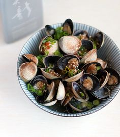 ... Mussels / Clams on Pinterest | Mussels, Steamed Clams and Steamed