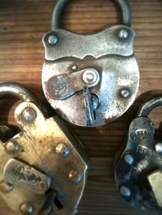steampunk--have some of these at home. old keys also.