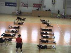 Exercices pour le renforcement musculaire et la tonicité du tronc - YouTube