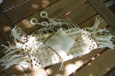 This is PRE-ORDER for:  Crocheted hammock for your dolls diorama in 1/6 scale Made with high-quality cotton yarn, decorated with fringe and wooden colored beads  Size: net size 30cm (11,8 inch) x 12cm (4,7 inch), total lenght including ropes and rings - 53cm (21 inch)  Listing includes:  - crocheted hammock (size appx. 13x29cm (5,1x11,4), full length with ropes appx. 55cm (21,6), full width with fringe appx. 28cm (11)) - crocheted pillow (size appx 6x6cm (2,4x2,4))   It will take 5-6 wo...