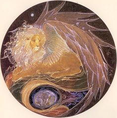 Susan Seddon Boulet's figures are out of our dreams, those which flee from us upon awakening, those which are dispersed like dew at dawn, those which fall apart between our fingers like dust-roses.