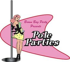 Pictures of  Ready for the ultimate girls night in? Host one of my Brown Bag Party Pole Dancing Parties