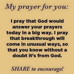 Whoever is reading this, I pray this for you too :) AMEN!