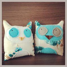 Mr&Mrs Uil #handmade