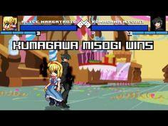 New Mugen EVE [HD] - Alice Margatroid vs Kumagawa Misogi (Mirror)
