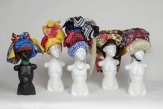 Porcelain Soldiers, sculpture by Lauren Brevner (September 2014)