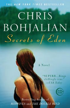 It's Chris Bohjalian.-Another strangely good book of his--aren't they all--I think I would like to invite Chris to dinner
