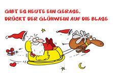 Gitbt es heute ein gerase.... - Weihnachten
