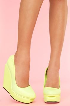 agnes platform wedge, not usually into wedges like that, but i really like these for summer