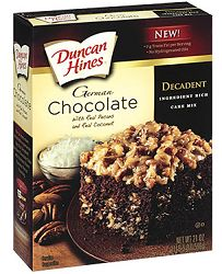 $0.75/1 Duncan Hines Decadent Cake Mix Coupon! ONLY $2.11 @ Walmart! Read more at http://www.stewardofsavings.com/2014/10/save-0751-duncan-hines-decadent-cake-or.html#E6pgBy763IjGkBiv.99