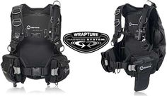 The Apeks Black Ice BCD....rugged yet comfortable!