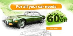 Unbeatable Deals on Car Accessories: Up to 60% off