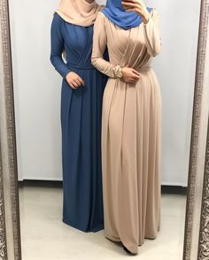 Pleated Turkish Style Jilbab Muslim Islamic Dress Abaya is china size ,so when you take the order ,please reference the size chart! Abaya Fashion, Modest Fashion, Fashion Clothes, Fashion Dresses, Turkish Fashion, Islamic Fashion, Turkish Style, Hijab Dress Party, Hijab Outfit