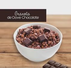 Dove Chocolate Mexico