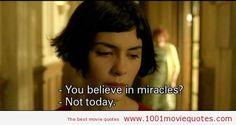 Amelie (2001) movie quote