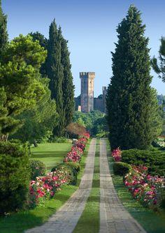 Sigurtà Park, near Verona, Italy.