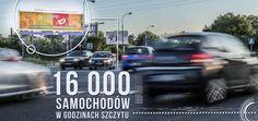 Kampania Mieszanki Krakowskiej marki Wawel przy ul. Idzikowskiego w Warszawie