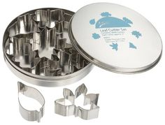 Amazon.com: Ateco 6 Piece Plain Football Cutter Set 5255: Cookie Cutters: Kitchen & Dining