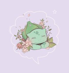 мy prιde and мy proмιѕe consider this: a happy bulbasaur