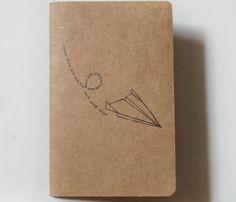 Paper Airplane Moleskine