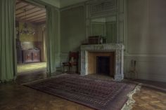 Abandoned manor house ( explore ) | by andre govia.