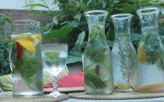 RECEITAS DIET-BOTUCATU DIABÉTICOS: Água Aromatizada com hortelã