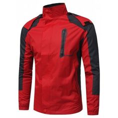 Technical Zip Up Sports Jacket
