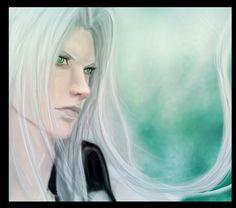 Sephiroth by MyDarkDesires
