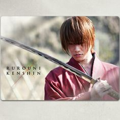 Takeru Satoh role play as Kenshin Himura.. He played it soooo nice..