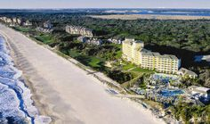 Ritz Carlton, Amelia Island. David and I went to the cooking school here for two days. Wonderful!