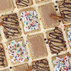 Mind Over Munch | Homemade Vegan Gluten Free Pop-Tarts