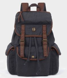 BUG Multi-function Canvas Backpack - Samsonite Luggage Fiero by lienminh