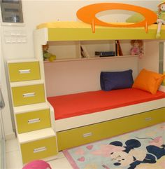 Comfy Kids Bedroom Ideas For Small Rooms Bedroom With Bath, Small Room Bedroom, Small Rooms, Dream Bedroom, Bedroom Decor, Bedroom Ideas, Bed Room, Small Bedroom Interior, Cool Kids Bedrooms