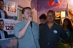 Sábado(23) à noite. Evento organizado pelo meu grande amigo PAULO MARQUES. Em sua região, na Zona Sul da Capital, Paulo faz a diferença e ajuda a comunidade a conquistar melhorias, como equipamentos públicos e mais serviços. É gratificante tê-lo conosco nesta caminhada. Obrigado pelo apoio!
