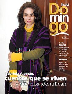 Gabriela Alemán, escritora ecuatoriana lanzó su libro 'Álbum de Familia'