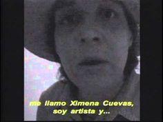 contemporary artist, ximena cuevas