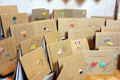 What to do with all your handmade Cards? - A Little Craft In Your DayA Little Craft In Your Day