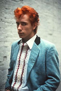 Johnny Rotten/John Lydon