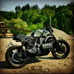 BMW k100 by GM Garage Instagram: gmgararagesicily