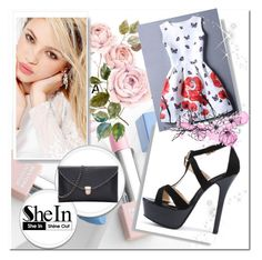"""SheIn V/7"" by m-sisic ❤ liked on Polyvore featuring Silvana, Sephora Collection and Karlsson"
