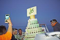 Happy 35th birthday Forever! Sardiniassa juhlimme syntymäpäiviä rantabiletunnelmissa.#ownfuture