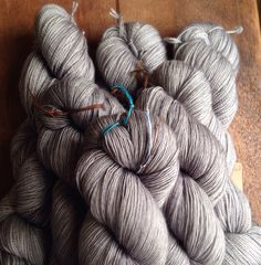 Great Grey Owl in madelinetosh at Loop, London