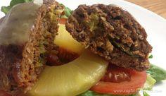 Primal bunless Cheeseburgers   #primal captaincavedan.com Cheeseburgers, Clean Recipes, Meatloaf, Paleo, Beef, Food, Meat, Essen, Beach Wrap