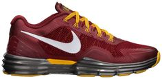 Nike Lunar TR1 Rivalry (FSU)  574130-610 Team Maroon/White-Black-Metallic Gold