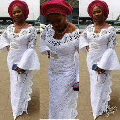 When picking out Sunday church clothing the first important thing to consider is.... African Evening Dresses, African Lace Dresses, African Wedding Dress, African Dresses For Women, African Attire, African Fashion Dresses, African Wear, African Clothes, African Women