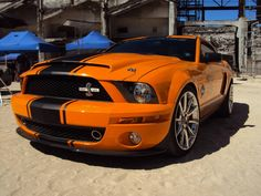 I really did fall in love with this car 427 Special Edition Shelby Super Snake   Death Race 2, Super Snake, Shelby Gt500, Stunts, Mustang, Fall, Autumn, Mustangs, Waterfalls