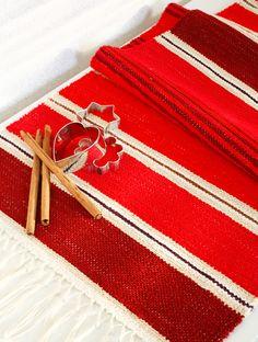 Joulupoppana14 Rag Rugs, Zara Home, Woven Rug, Loom, Weave, Shawl, Textiles, Patterns, Tips